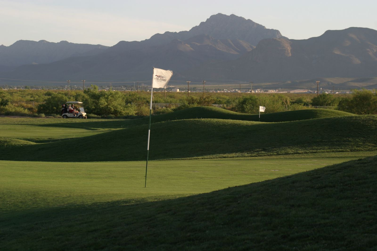 el paso golf course painted dunes